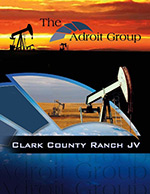 Clark County Ranch Lease, Conrad #30-1 Well, and Bouziden #12-1 Well
